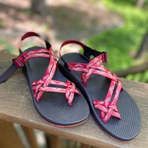 Women's Chaco Sandals - CloudZ- almost brand new!
